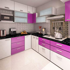 aluminium kitchen modular kitchen ludhiana punjab india