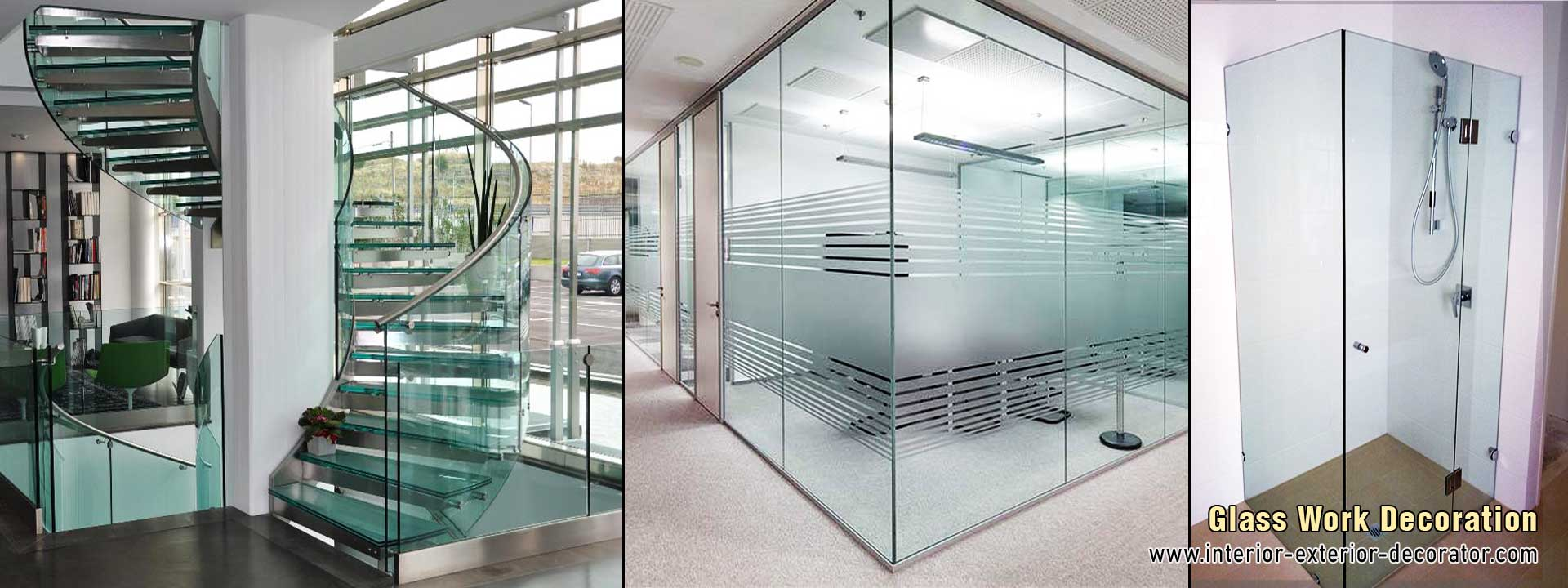 office glass partitions glass cabins glass work decoration manufacturers in ludhiana punjab india