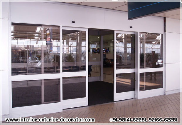 Automatic Doors Automatic Gates manufacturers in ludhiana punjab india