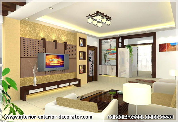 drawing room interiors punjab india