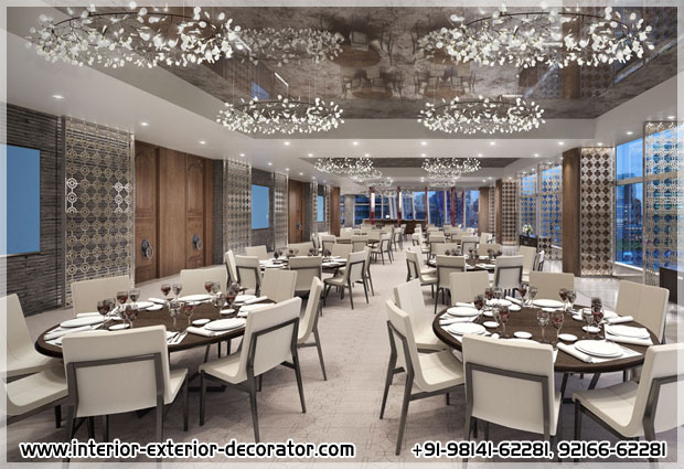 Hotel Interiors Designers Decorators ludhiana punjab india